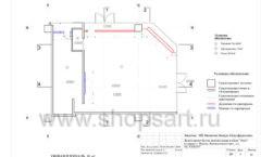 Дизайн проект магазина обуви Sbalo ТРЦ Спектр торговое оборудование СТИЛЬ ЛОФТ Лист 05