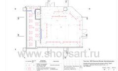 Дизайн проект магазина обуви Sbalo ТРЦ Спектр торговое оборудование СТИЛЬ ЛОФТ Лист 08