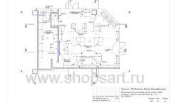 Дизайн проект магазина обуви Sbalo ТРЦ Спектр торговое оборудование СТИЛЬ ЛОФТ Лист 10