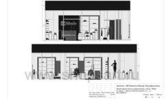 Дизайн проект магазина обуви Sbalo ТРЦ Спектр торговое оборудование СТИЛЬ ЛОФТ Лист 13