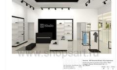 Дизайн проект магазина обуви Sbalo ТРЦ Спектр торговое оборудование СТИЛЬ ЛОФТ Лист 21