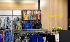Торговое оборудование детского магазина одежды ОДЕВАЙС коллекция РАДУГА Фото 07