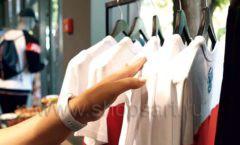 Торговое оборудование бутика спортивной одежды PUTIN TEAM коллекция ЛОФТ Фото 08