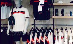 Торговое оборудование бутика спортивной одежды PUTIN TEAM коллекция ЛОФТ Фото 11