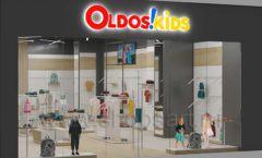 Дизайн детского магазина OLDOS KIDS коллекция торгового оборудования АКВАРЕЛИ Дизайн 25