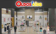 Дизайн детского магазина OLDOS KIDS коллекция торгового оборудования АКВАРЕЛИ Дизайн 26