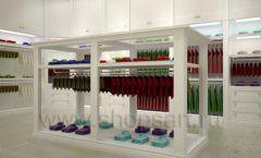 Дизайн детского магазина Винни ТЦ Dream House Барвиха коллекция торгового оборудования БЕЛАЯ КЛАССИКА Дизайн 07