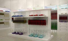 Дизайн детского магазина Винни ТЦ Dream House Барвиха коллекция торгового оборудования БЕЛАЯ КЛАССИКА Дизайн 11