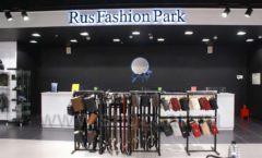 Оборудование для магазина одежды Rus Fashion Park Зал 1 ТРЦ VEGAS Кунцево коллекция BLACK STAR Фото 01