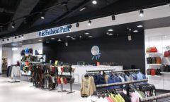 Оборудование для магазина одежды Rus Fashion Park Зал 1 ТРЦ VEGAS Кунцево коллекция BLACK STAR Фото 02