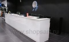 Оборудование для магазина одежды Rus Fashion Park Зал 1 ТРЦ VEGAS Кунцево коллекция BLACK STAR Фото 03