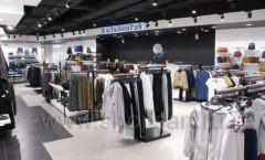 Оборудование для магазина одежды Rus Fashion Park Зал 1 ТРЦ VEGAS Кунцево коллекция BLACK STAR Фото 05