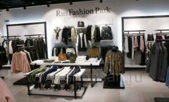 Оборудование для магазина одежды Rus Fashion Park Зал 1 ТРЦ VEGAS Кунцево коллекция BLACK STAR Фото 09