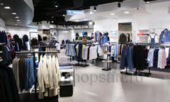 Оборудование для магазина одежды Rus Fashion Park Зал 1 ТРЦ VEGAS Кунцево коллекция BLACK STAR Фото 13
