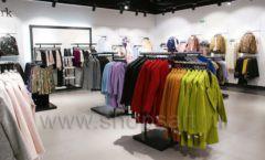 Оборудование для магазина одежды Rus Fashion Park Зал 1 ТРЦ VEGAS Кунцево коллекция BLACK STAR Фото 14