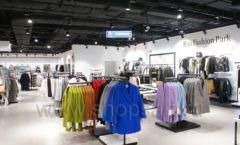 Оборудование для магазина одежды Rus Fashion Park Зал 1 ТРЦ VEGAS Кунцево коллекция BLACK STAR Фото 15