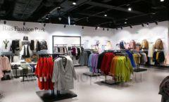 Оборудование для магазина одежды Rus Fashion Park Зал 1 ТРЦ VEGAS Кунцево коллекция BLACK STAR Фото 16