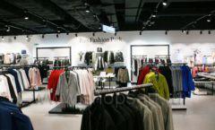 Оборудование для магазина одежды Rus Fashion Park Зал 1 ТРЦ VEGAS Кунцево коллекция BLACK STAR Фото 18