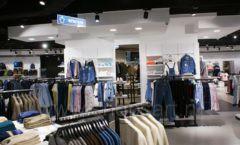 Оборудование для магазина одежды Rus Fashion Park Зал 1 ТРЦ VEGAS Кунцево коллекция BLACK STAR Фото 20