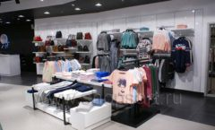 Оборудование для магазина одежды Rus Fashion Park Зал 1 ТРЦ VEGAS Кунцево коллекция BLACK STAR Фото 21