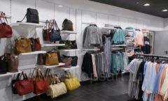 Оборудование для магазина одежды Rus Fashion Park Зал 1 ТРЦ VEGAS Кунцево коллекция BLACK STAR Фото 22