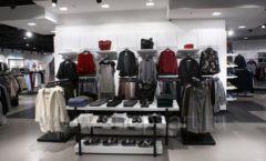 Оборудование для магазина одежды Rus Fashion Park Зал 1 ТРЦ VEGAS Кунцево коллекция BLACK STAR Фото 23