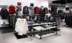Оборудование для магазина одежды Rus Fashion Park Зал 1 ТРЦ VEGAS Кунцево коллекция BLACK STAR Фото 24
