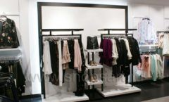 Оборудование для магазина одежды Rus Fashion Park Зал 1 ТРЦ VEGAS Кунцево коллекция BLACK STAR Фото 25