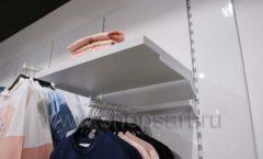 Оборудование для магазина одежды Rus Fashion Park Зал 1 ТРЦ VEGAS Кунцево коллекция BLACK STAR Фото 29