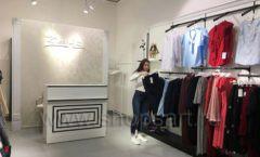 Оборудование для магазина одежды Зена Югорск коллекция BLACK STAR Фото 3