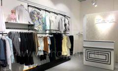 Оборудование для магазина одежды Зена Югорск коллекция BLACK STAR Фото 4