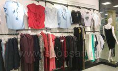 Оборудование для магазина одежды Зена Югорск коллекция BLACK STAR Фото 6