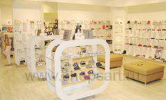 Торговое оборудование детского магазина Винни одежда ТЦ Dream House коллекция 21 ВЕК Фото 03