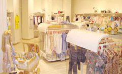 Торговое оборудование детского магазина Винни одежда ТЦ Dream House коллекция 21 ВЕК Фото 09