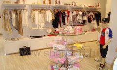 Торговое оборудование детского магазина Винни одежда ТЦ Dream House коллекция 21 ВЕК Фото 11