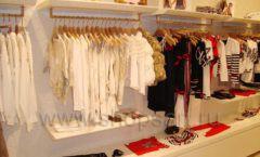 Торговое оборудование детского магазина Винни одежда ТЦ Dream House коллекция 21 ВЕК Фото 12