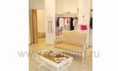 Торговое оборудование детского магазина Винни одежда ТЦ Dream House коллекция 21 ВЕК Фото 19