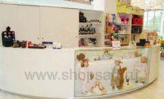 Торговое оборудование детского магазина Винни одежда ТЦ Dream House коллекция 21 ВЕК Фото 23