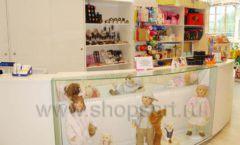 Торговое оборудование детского магазина Винни одежда ТЦ Dream House коллекция 21 ВЕК Фото 24