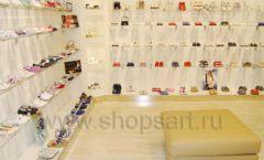 Торговое оборудование детского магазина Винни одежда ТЦ Dream House коллекция 21 ВЕК Фото 25