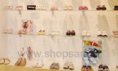 Торговое оборудование детского магазина Винни обувь ТЦ Dream House коллекция 21 ВЕК Фото 09