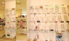 Торговое оборудование детского магазина Винни обувь ТЦ Dream House коллекция 21 ВЕК Фото 10